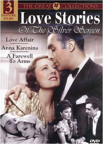 Love Stories of the Silver Screen DVD Movie