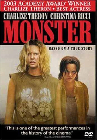 Monster (Charlize Theron) DVD Movie