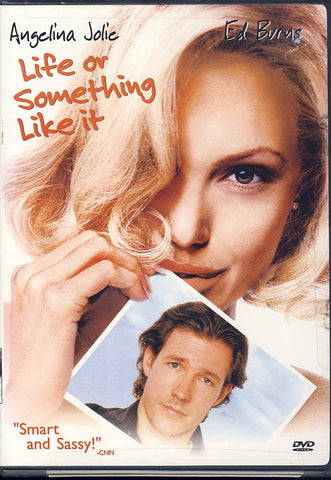 Life Or Something Like It DVD Movie