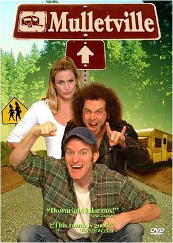 Mulletville DVD Movie