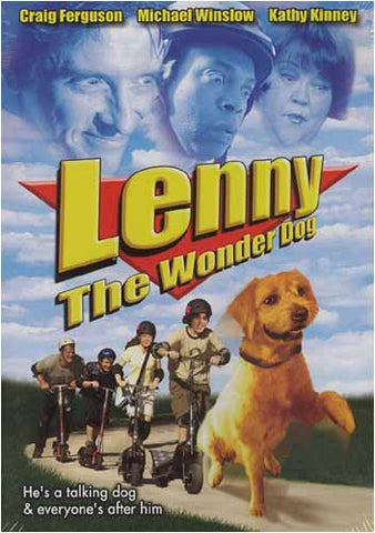 Lenny: The Wonder Dog DVD Movie