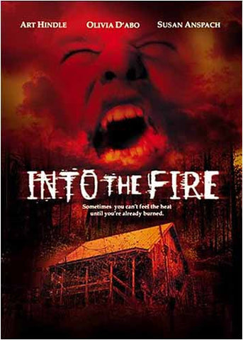 Into the Fire(Art Hindle) DVD Movie