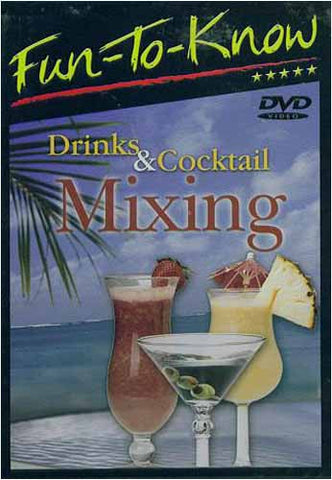 Fun to Know - Drinks and Cocktails Mixing DVD Movie