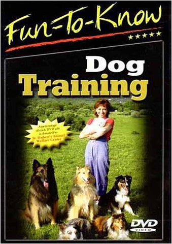 Fun To Know - Dog Training DVD Movie