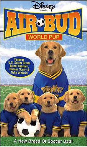Air Bud - World Pup DVD Movie