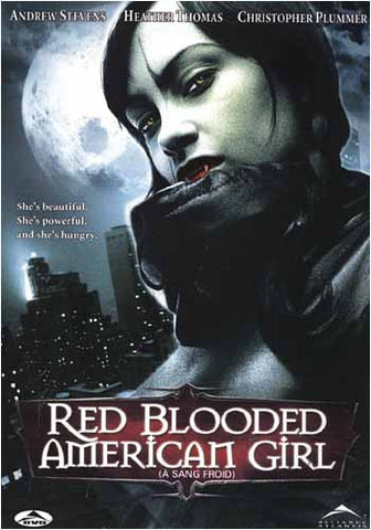 Red Blooded American Girl (Bilingual) DVD Movie
