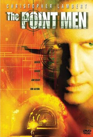 The Point Men DVD Movie