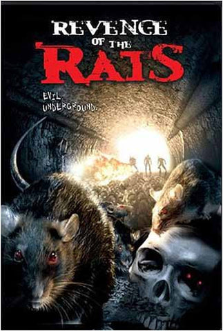 Revenge of the Rats (Bilingual) DVD Movie
