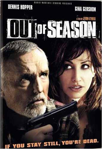 Out of Season (Dennis Hopper) DVD Movie