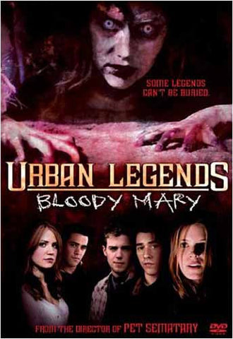 Urban Legends - Bloody Mary DVD Movie