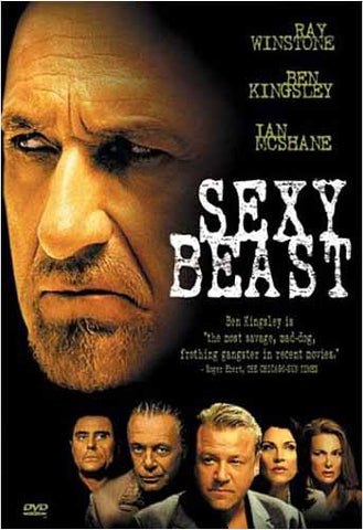 Sexy Beast DVD Movie