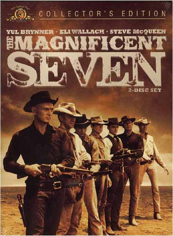 The Magnificent Seven (Two-Disc Collector's Edition) DVD Movie