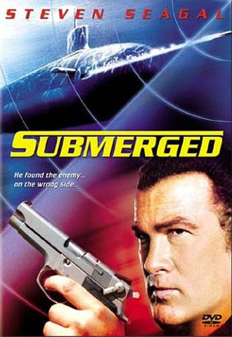 Submerged (Steven Seagal) DVD Movie