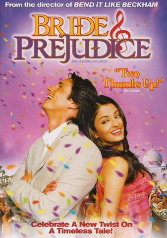 Bride and Prejudice (Bilingual) DVD Movie