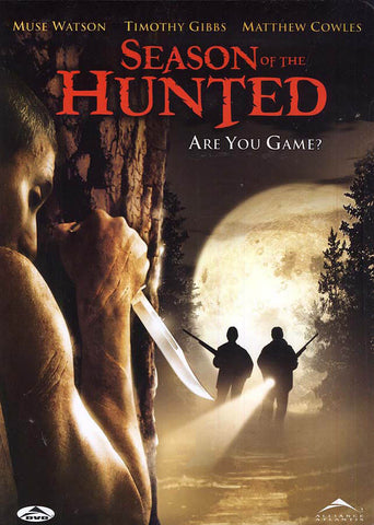 Season of the Hunted DVD Movie