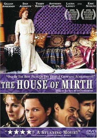 The House of Mirth DVD Movie