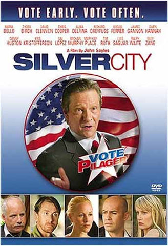 Silver City DVD Movie