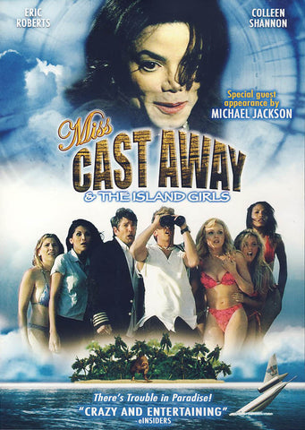 Miss Cast Away and the Island Girls DVD Movie