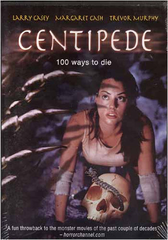 Centipede DVD Movie