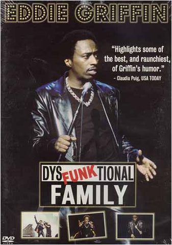 Dysfunktional Family DVD Movie