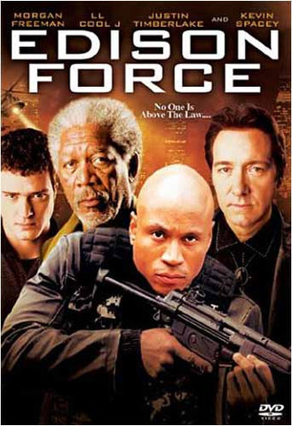 Edison Force (Bilingual) DVD Movie