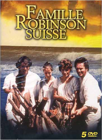 Famille Robinson Suisse (Boxset) DVD Movie