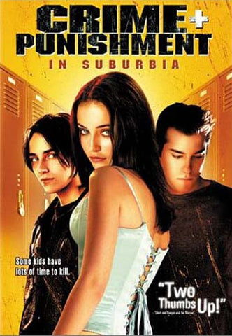 Crime and Punishment in Suburbia DVD Movie