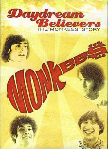 Daydream Believers- The Monkees Story DVD Movie