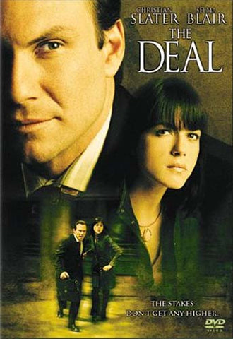 The Deal (Christian Slater) DVD Movie