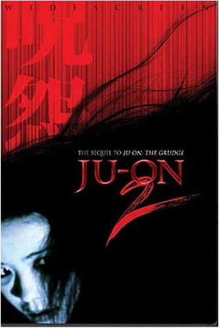 Ju-On 2 DVD Movie