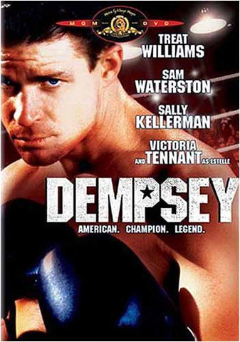 Dempsey DVD Movie
