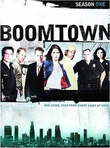 Boomtown - Season One (Boxset) DVD Movie