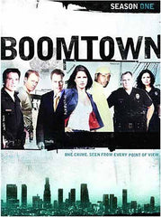Boomtown - Season One (Boxset)