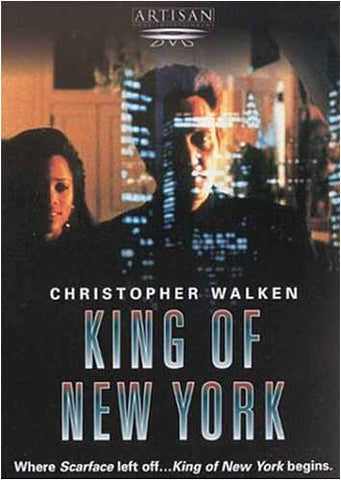 King of New York DVD Movie
