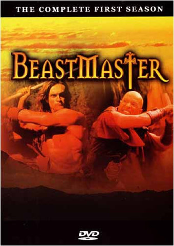 BeastMaster - The Complete First Season (Season 1) (Boxset) DVD Movie
