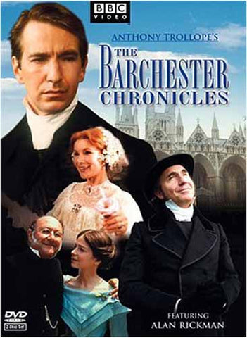 The Barchester Chronicles DVD Movie