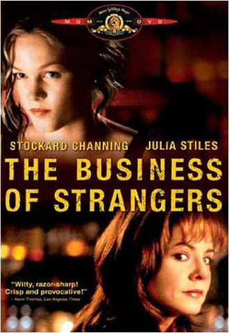 The Business of Strangers (MGM) DVD Movie