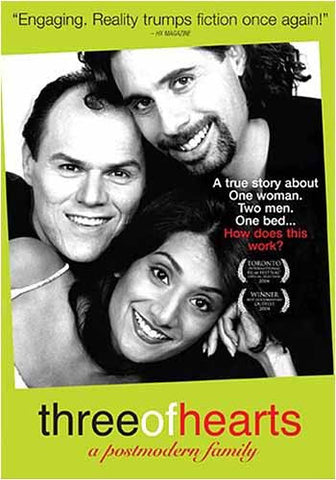 Three of Hearts - A Postmodern Family DVD Movie