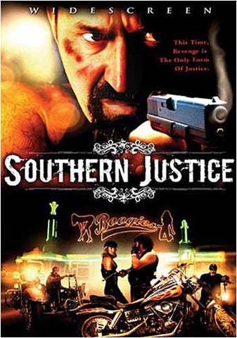 Southern Justice DVD Movie