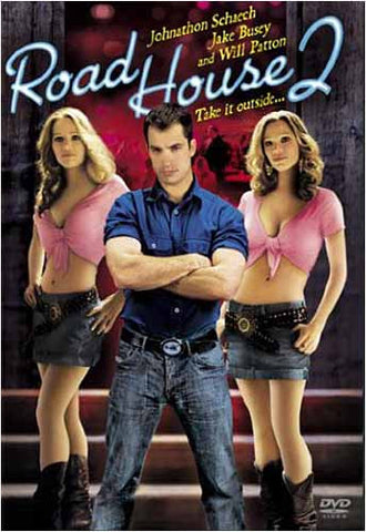 Road House 2(Bilingual) DVD Movie