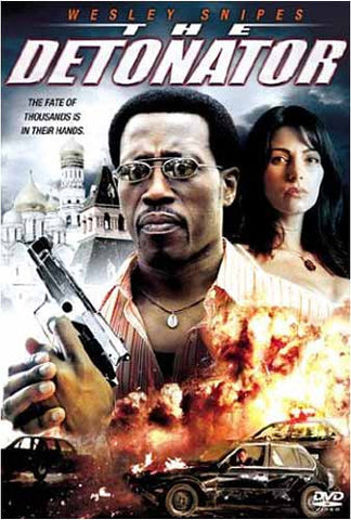 The Detonator (Wesley Snipes) DVD Movie