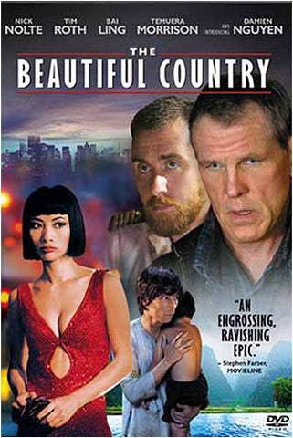The Beautiful Country DVD Movie