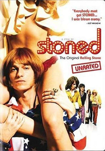 Stoned (Unrated Widescreen Edition) DVD Movie