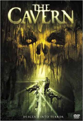 The Cavern DVD Movie