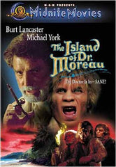 The Island of Dr. Moreau (L'ile De Dr Moreau)(Don Taylor) (MGM) (Bilingual)
