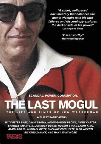 The Last Mogul: The Life and Times of Lew Wasserman (Letterbox) DVD Movie