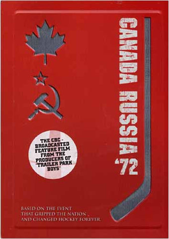 Canada Russia '72 (3-Disc Set) (Tin) (Boxset) DVD Movie