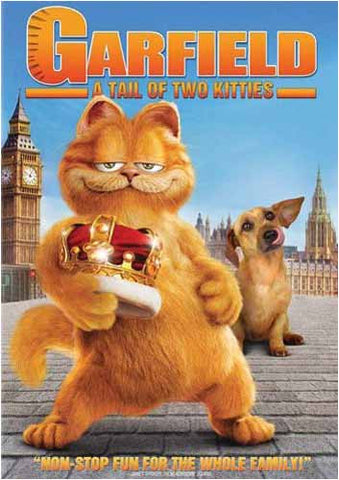 Garfield - A Tail of Two Kitties (Garfield : Pacha Royal) (FullScreen) (WideScreen)(bilingual) DVD Movie