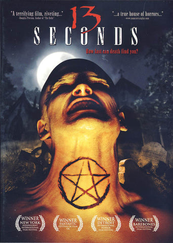 13 Seconds DVD Movie