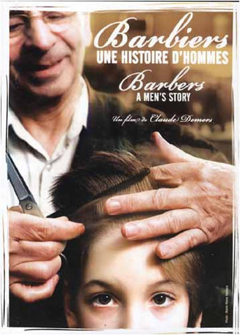 Barbiers - Une Histoire D Hommes / Barbers - A Men s Story (Bilingual) DVD Movie